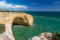 Grotto at the Algarve