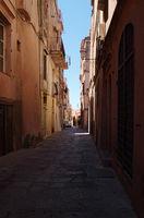 Old town of Bonifacio - Corsica
