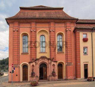 Ehemaliges Augustinerkloster  Oberndorf am Neckar