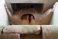 antike römische Quellfassung der Wasserleitung aus der Eifel nach Köln