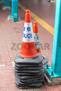 Traffic Police Cones