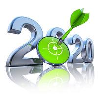 2020 symbol