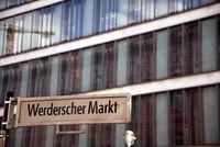 Federal Foreign Office of Germany at Werderscher Markt, Berlin