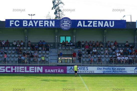 Grandstand FC Bayern Alzenau