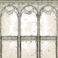 3D Illustration of a fictional Renaissance Building