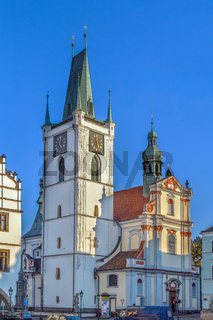 Cathedral of St. Stephen,Letomerice, Czech republic