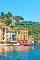 Waterfront in Portofino