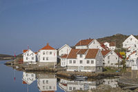 Loshavn in Südnorwegen