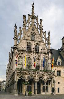 Town hall, Mechelen, Belgium