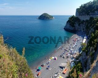 Strand am 'Punta del Maiolo' - Ligurien