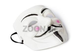 Computer hacker mask