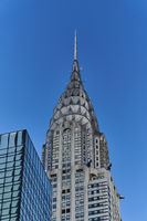 The Chrysler Building in New York City