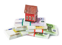 House and money euro