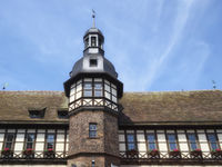 Höxter - Historic town hall, Germany