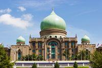 Perdana Putra, Putrajaya, Malaysia.