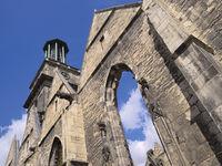Hannover - Mahnmal Aegidienkirche, Deutschland