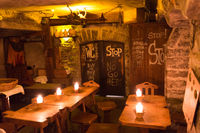 Third Dragon Pub interior, Tallin, Estonia