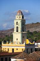 Trinidad with Lucha Contra Bandidos, Cuba.