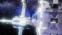 spaceship spacecraft outer galaxy universe