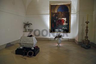 Sarg der Namenlosen Prinzessin, Enkelin von Kaiser Wilhelm dem I