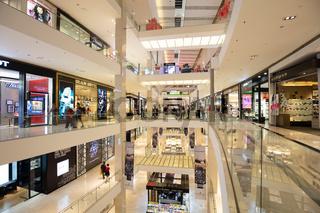Pavillion Shopping Center Kuala Lumpur