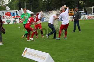 SBFV-Pokal Finale 2017/18: FC 08 Villingen - SV Linx