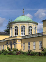 Hannover - Bibliothekspavillon am Berggarten, Deutschland