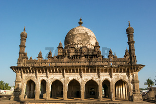 The Ibraham Rauza, Bijapur, India. As known as the Agra of the South