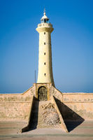 minaret of mosque, photo as background