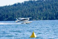 A Mountain Lake   Coeur d'Alene Idaho USA