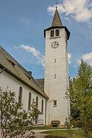 Church Christkönig, Titisee-Neustadt in the Black Forest