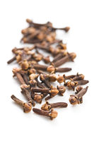 Carnation, dried clove spice.