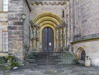 historic gate in Bamberg