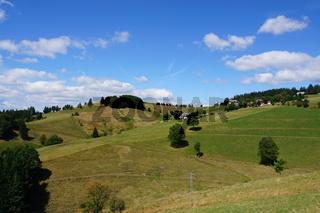 Landschaft - irgendwo in Baden-Wuerttemberg