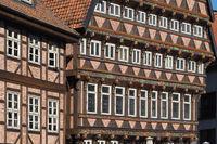 Hildesheim - Historic Marketplace, Knochenhaueramtshaus, Germany