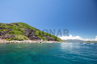 Nha Trang Island Landscape