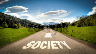 Street Sign to Society