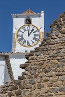 Igreja de Santa Maria do Castelo in Tavira