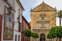 San Francisco Church, Cordoba, Andalusia, Spain, Europe