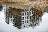 mirroring in water