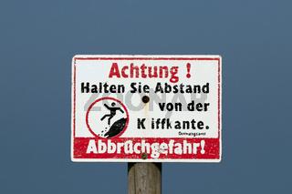 Schilder auf Fischland 006