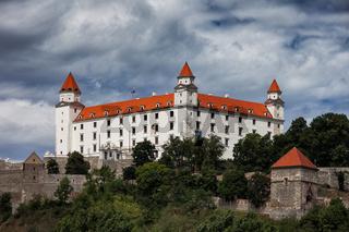 Bratislava Castle in Slovakia