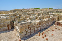 Archaeological museum Kourion in Cyprus