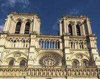 Notre Dame Kirche in paris