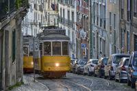 cityscapes of Lisbon VI
