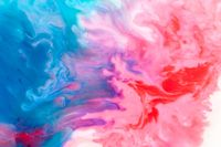 Abstract colored grunge texture. Colorful painting background. Natural luxury. Copy space.