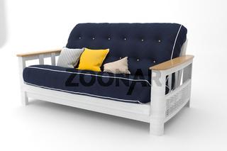 Modern garden sofa, outdoor furniture
