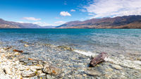 lake Wanaka; New Zealand south island
