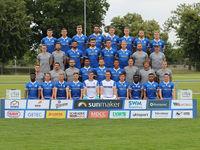 team picture 1.FC Magdeburg DFB 3.Liga Season 2019-20