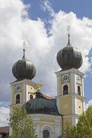 Kloster Metten in Niederbayern